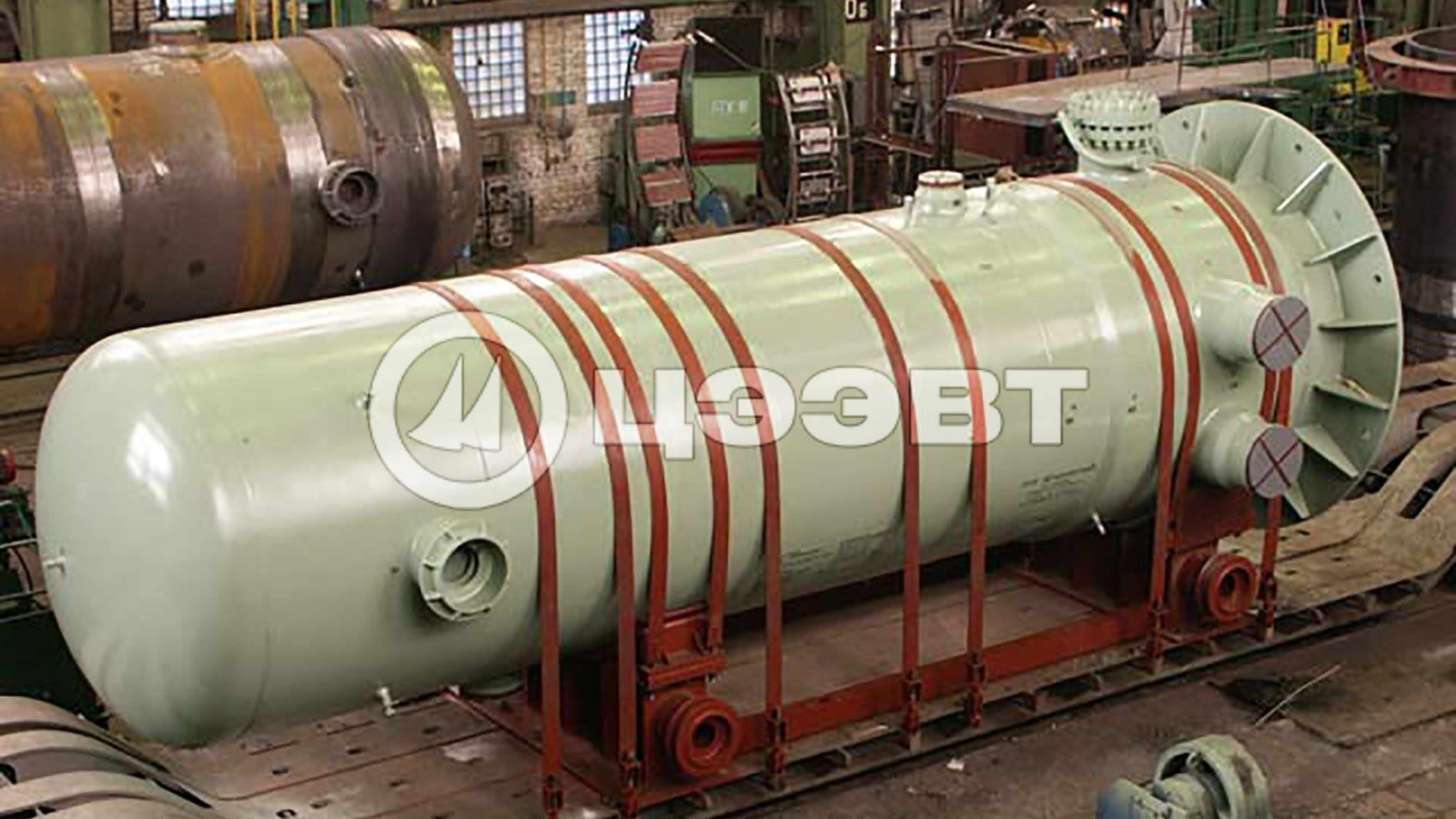 Технические характеристики подогревателя высокого давления